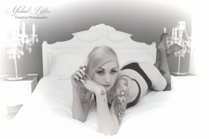 Boudoir Photography Melbourne - Inked Girls