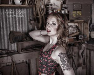 Pinup Photography Melbourne - Rockabilly Girls Melbourne